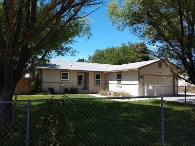 Winnemucca Single Family Home For Sale: 6490 Bonanza Dr