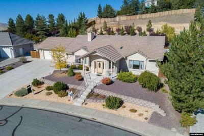 Sparks Single Family Home For Sale: 1488 Serendipity Ct.