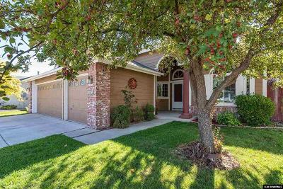 Sparks Single Family Home Active/Pending-Loan: 1019 Table Mountain Way