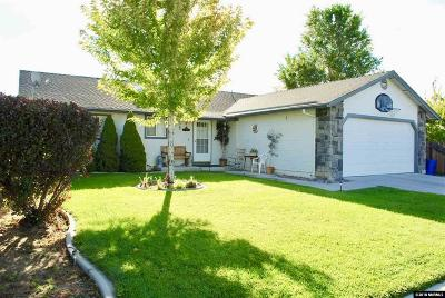 Carson City Single Family Home For Sale: 2475 Ravenshorn