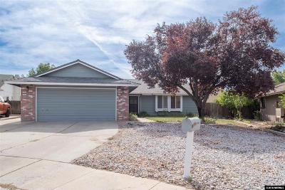 Sparks Single Family Home Active/Pending-Loan: 1959 Deep Creek Ct