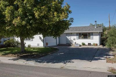 Sparks Single Family Home Active/Pending-Loan: 3205 Elaine Way