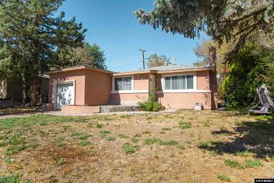 Reno Single Family Home For Sale: 1955 Wilder St.