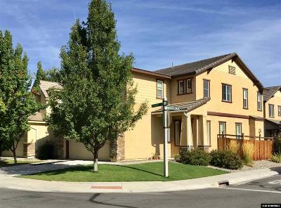 Sparks Single Family Home For Sale: 3956 Antinori Dr.