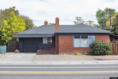 Sparks Single Family Home Price Reduced: 944 Pyramid Way