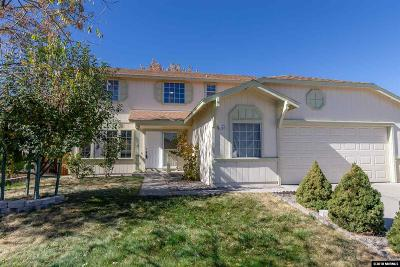 Single Family Home For Sale: 7761 Big River Drive