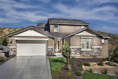 Reno Single Family Home For Sale: 10275 Rollins Drive