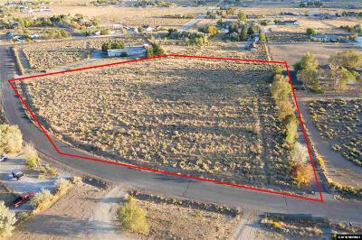 Reno Residential Lots & Land For Sale: 10830 Santa Fe