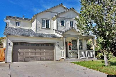 Sparks Single Family Home Active/Pending-House: 4290 Vanguard