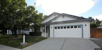 Sparks Single Family Home Active/Pending-Loan: 5071 Canyon Run