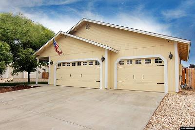 Sparks Single Family Home For Sale: 1419 Laughing Chukar Ln.