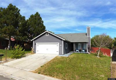 Winnemucca Single Family Home For Sale: 620 W National Ave.