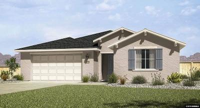 Carson City Single Family Home For Sale: 1142 Elk Ridge Drive