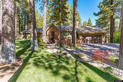 Reno Single Family Home Active/Pending-House: 1655 Blue Spruce
