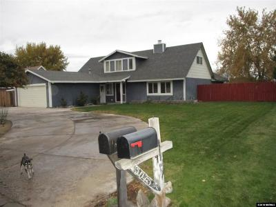 Winnemucca Single Family Home For Sale: 5065 Offenhauser Drive