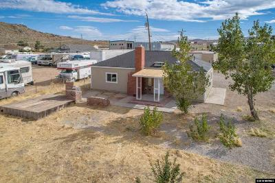 Reno Single Family Home Active/Pending-Loan: 8390 Cassilis