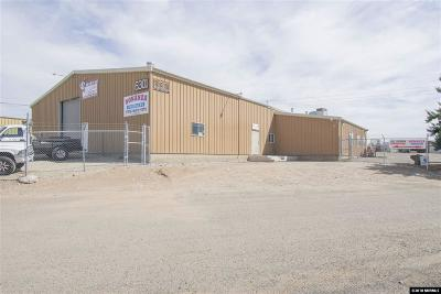 Carson City NV Commercial For Sale: $625,000