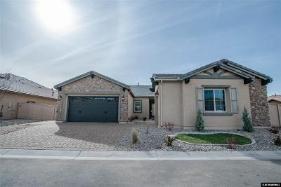 Reno Single Family Home For Sale: 2070 Altair Lane #Lot #73
