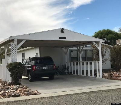 Fernley NV Manufactured Home For Sale: $170,000