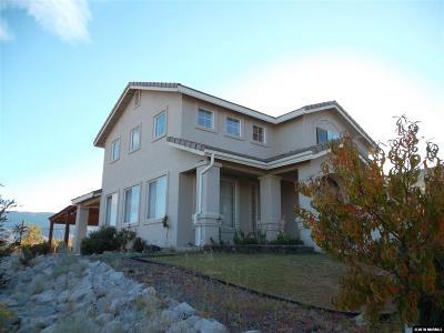 Reno Single Family Home For Sale: 6785 Diamond Glen Dr