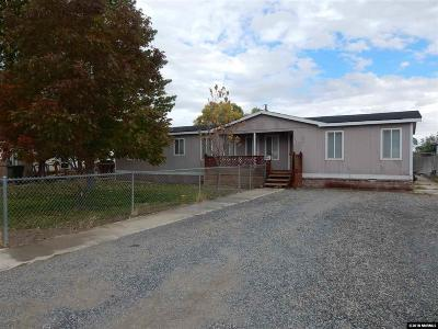 Battle Mountain Manufactured Home For Sale: 135 Carson
