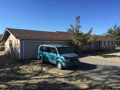 Reno Single Family Home Active/Pending-Call: 2830 Ravazza Rd.