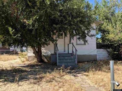 Reno Single Family Home Active/Pending-Loan: 1151 Seminary