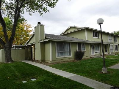 Sparks Condo/Townhouse Active/Pending-Loan: 940 Woodberry Dr. #6 #NV