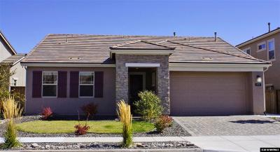 Sparks Single Family Home For Sale: 5978 Saddle Shop Court