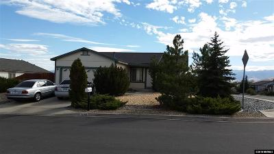 Sun Valley Single Family Home For Sale: 7040 Rhapsody Ct