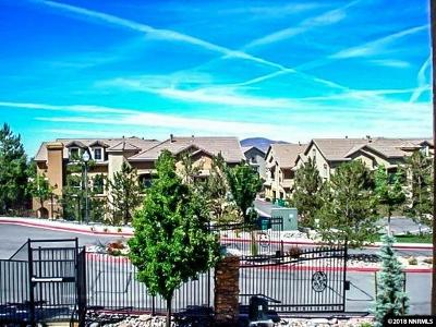 Washoe County Condo/Townhouse Active/Pending-Loan: 17000 Wedge Pkwy #1512 #1512