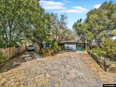 Reno Single Family Home For Sale: 3525 Brant