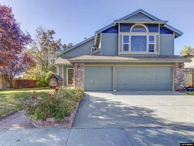 Reno Single Family Home For Sale: 6760 Chesterfield