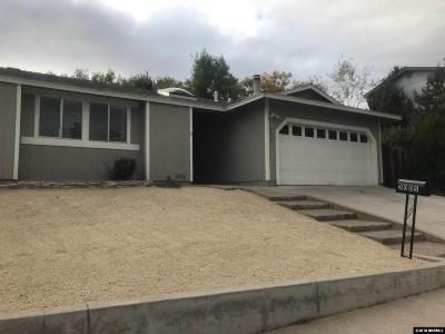Reno Single Family Home For Sale: 2005 King Edward