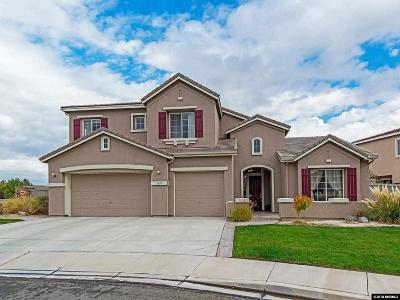 Single Family Home For Sale: 1635 Crater Court