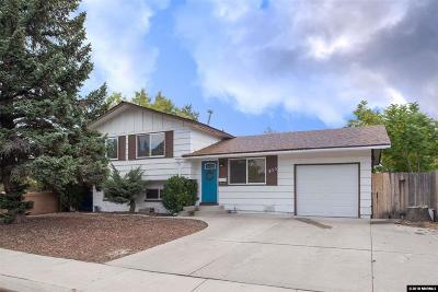 Reno Single Family Home For Sale: 3115 Heights