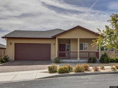 Reno Single Family Home For Sale: 310 Orrcrest