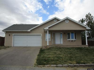 Winnemucca Single Family Home For Sale: 1770 Scott St