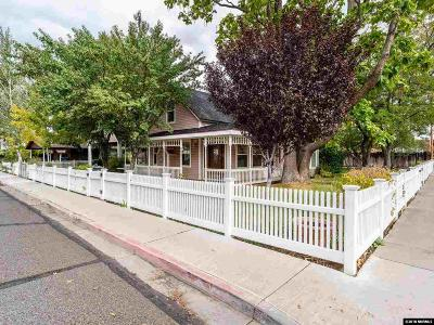 Gardnerville Single Family Home For Sale: 1421 Douglas Avenue