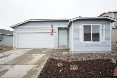Reno Single Family Home For Sale: 7785 Key Largo