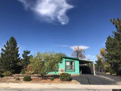 Carson City Manufactured Home Active/Pending-Loan: 940 Loyola Street