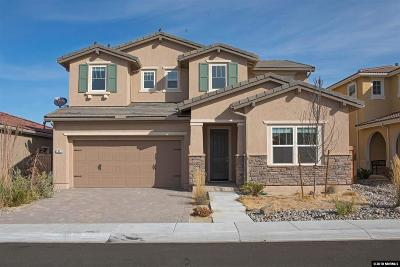 Reno Single Family Home For Sale: 1917 Wind Walker Drive