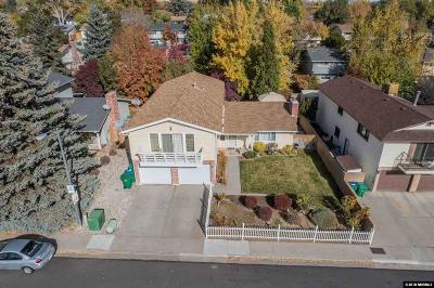 Reno Single Family Home For Sale: 1755 Stardust St