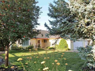 Gardnerville NV Single Family Home Active/Pending-Loan: $445,000