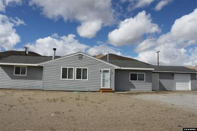 Yerington Single Family Home Active/Pending-Loan: 3 Bluestone