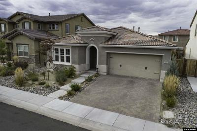 Reno Single Family Home For Sale: 2125 Dutch Draft Dr