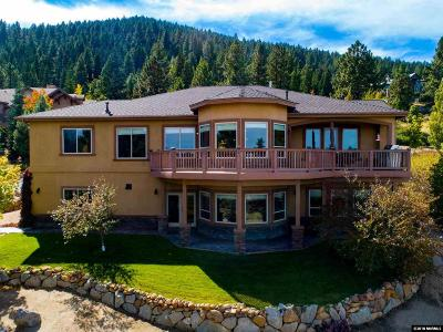Washoe County Single Family Home For Sale: 252 E Jeffrey Pine Road