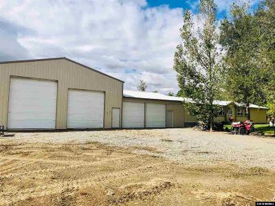 Winnemucca Manufactured Home For Sale: 9700 Betty Lane