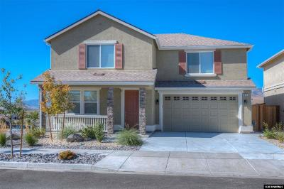 Washoe County Single Family Home For Sale: 3680 Remington Park