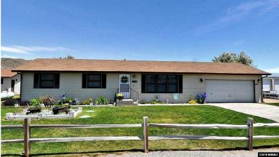 Reno Single Family Home For Sale: 11775 Sitka St.